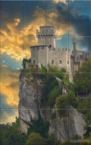 Historic Castles Puzzle  screenshots 1