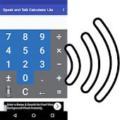 Speak n Talk Calculator Lite