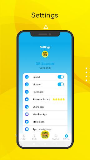 QR Code Reader - QR Code Generator & Scanner 2019 App Report on