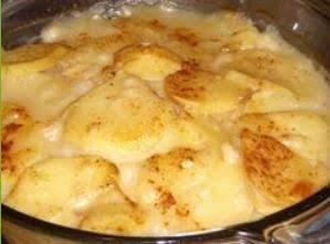 Hungarian Potato Bake Recipe 1975