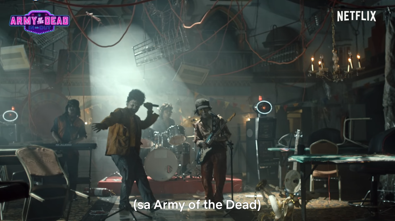 1army of the dead