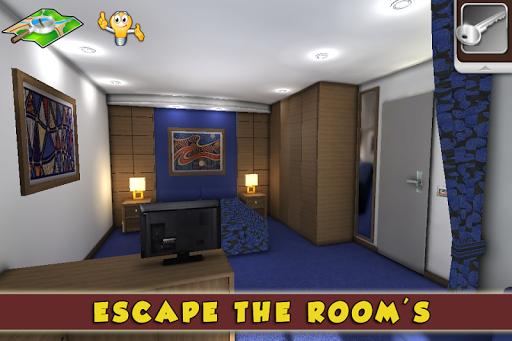 Can you escape 3D: Cruise Ship 1.5.4 screenshots 1