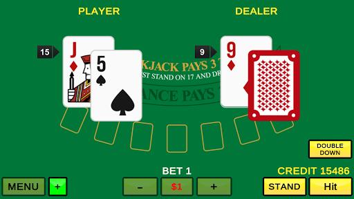 Video Blackjack 21 1.0.1 Mod screenshots 5