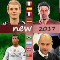 Soccer Players Quiz 2017