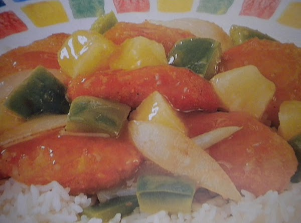 Sweet And Sour Chicken Nuggets Recipe