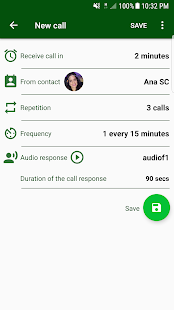 SimCall: Fake Call or Fake Chat (Simulate) - náhled