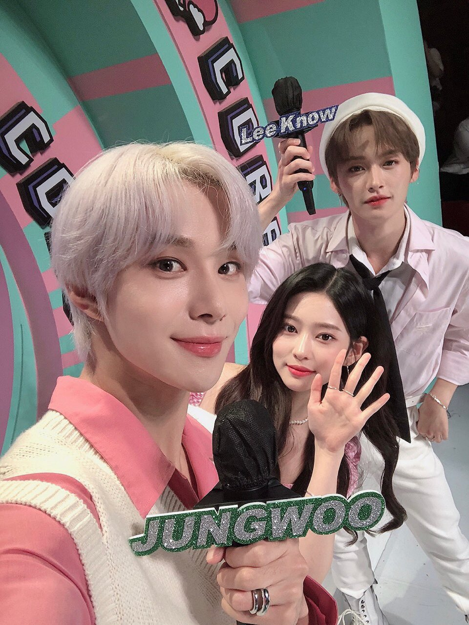 nct 127 jungwoo @MBCMusicCore
