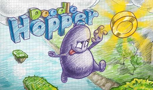 Doodle Hopper Mod Apk 1.0.2 (Unlimited Money) 1