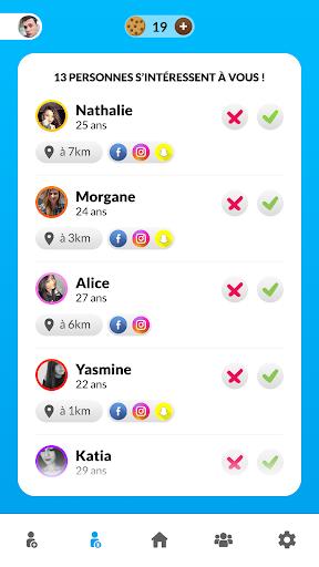 FindMe - Find nearby friends 2.7 screenshots 4