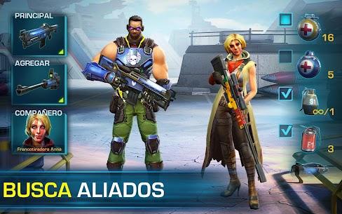 Evolution 2: Battle for Utopia. Shooter & Armas 8