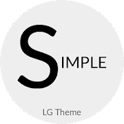 Simple Theme LG G6 G5 V20 (V30 read description)