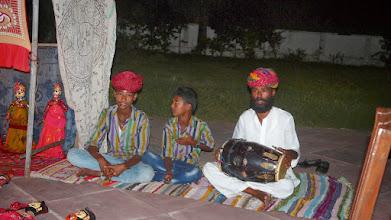 Photo: Ein indischer Folkloreabend