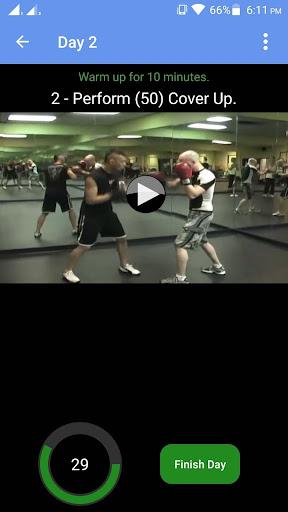 Boxing Training - Offline Videos 1.28 screenshots 2