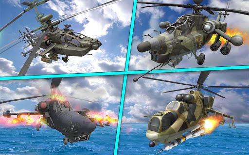 Helicopter Simulator 3D Gunship Battle Air Attack 3.19 5
