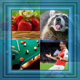 IQwithK: guess the picture & learn english