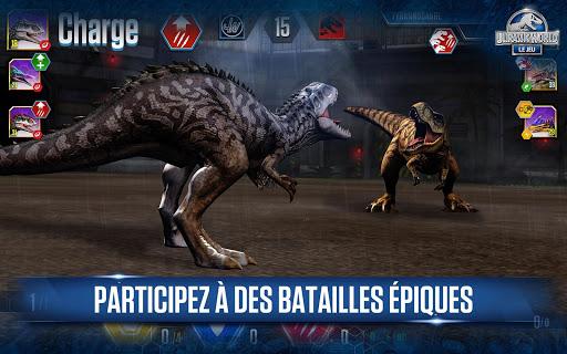 Jurassic Worldu2122: le jeu  captures d'u00e9cran 1