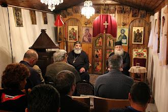 Photo: Габрово, беседа с енориашите, 22 октомври 2013 г.
