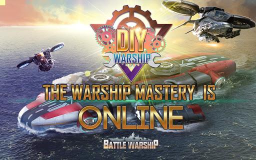 Battle Warship: Naval Empire apkslow screenshots 24