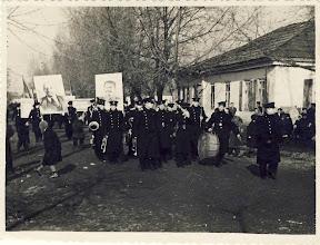 Photo: Училище идёт на демонстрацию