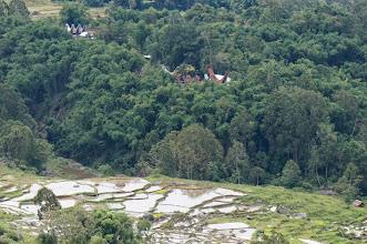 Photo: Paisaje entre Palawa´ y Lembang Tana Toraja (Sulawesi) Domingo 22 de marzo de 2015