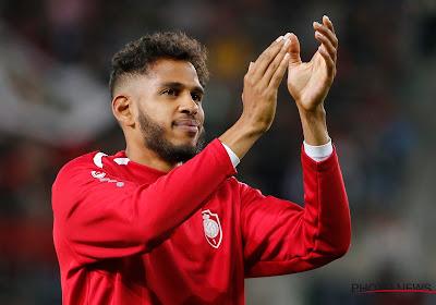"""Faris Haroun heeft vertrekwens al lang opgeborgen: """"Mijn carrière bij Antwerp afsluiten"""""""