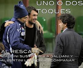 Photo: La salida de Galliani traería a históricos a la dirección del Milan