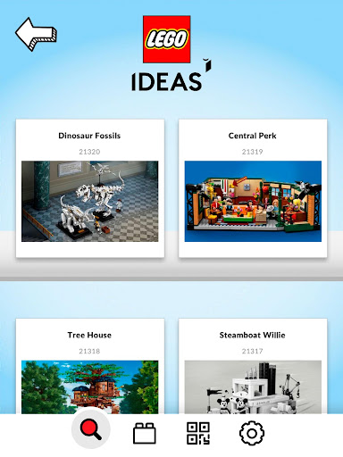 LEGO® Building Instructions screenshot 15