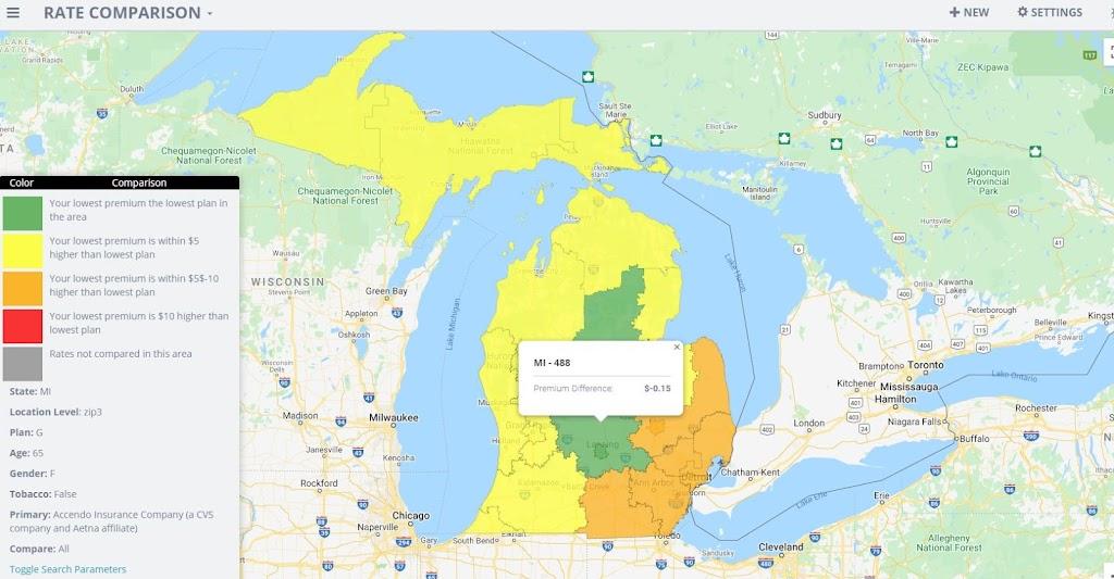 Accendo - Michigan