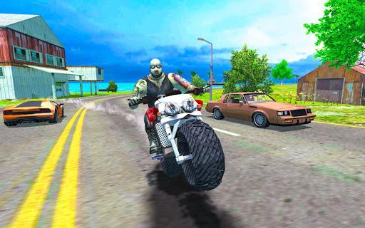 Police Motorbike Driver  screenshots 1