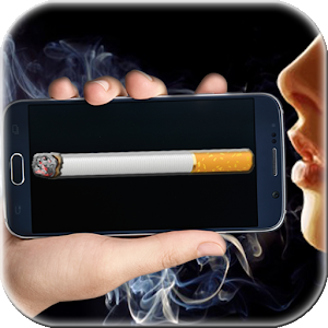 Smoking virtual cigarette for PC and MAC