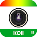 Koji Cam - Vintage Photo & Retro Camera icon
