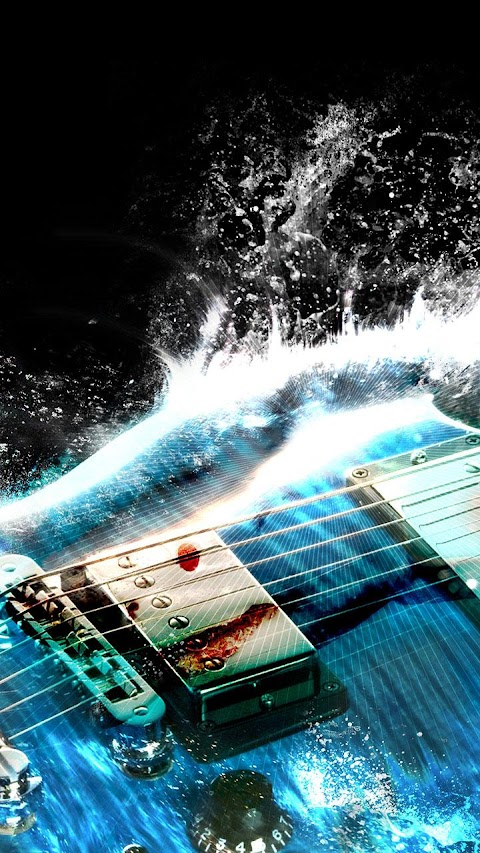 guitar wallpaper hd cool moving backgroundsの画像集 androidアプリ