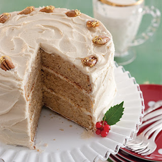 Buttermilk Spice Cake