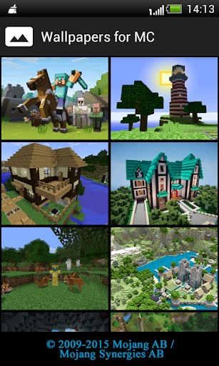 壁纸高清Minecraft