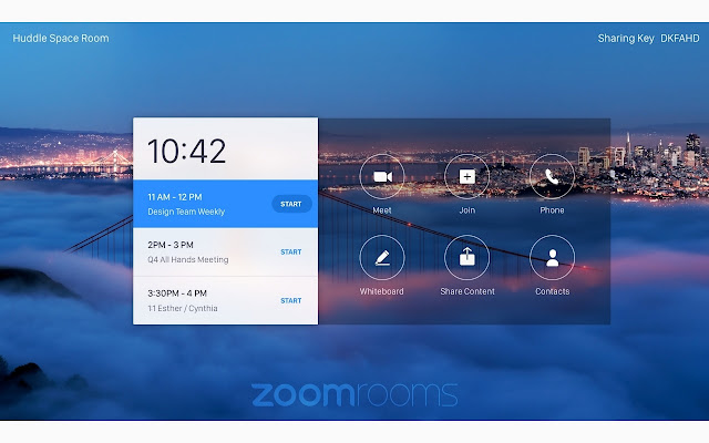 Room listings zoom Zoom PNP