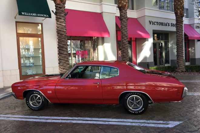 1970 chevelle SS Hire NV