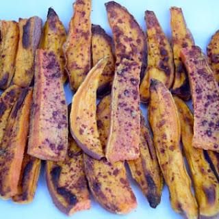 Simple Sweet Potato Fries