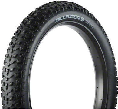 "45NRTH Dillinger 5  26 x 4.8"" Studded Fatbike Tire 120tpi Folding  alternate image 0"