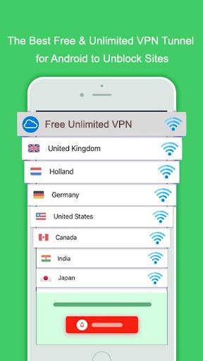 FREE Proxy VPN Unlimited for WIFI WPS WPA for PC