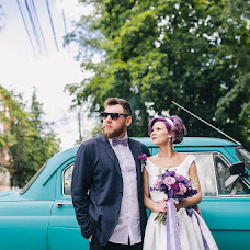Wedding photographer Oksana Goncharova (ksunyamalceva). Photo of 20.06.2016