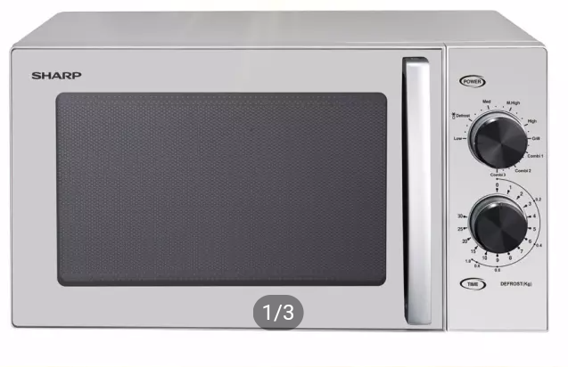 SHARP Microwave Oven with Grill 23L. Source: Sharp