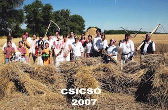 Photo: Csicsó, hagyományőrző napok 2007