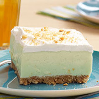 """Key Lime"" Cloud Squares"