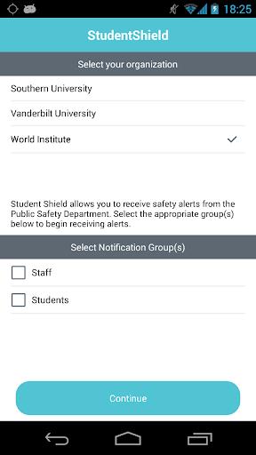 Student Shield