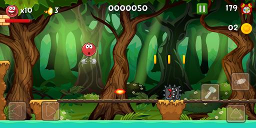 Red Ball Bounce 4 Hero vol 2 apkdebit screenshots 1