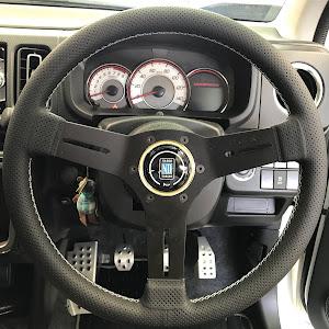 アルトワークス HA36S 2WD 5MTのステアリングのカスタム事例画像 *PECO* 〜解体屋〜さんの2018年08月13日17:44の投稿