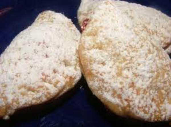 Blackberry Cream Cheese Cookies