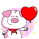 WAStickerApps Cute Pig Stickers