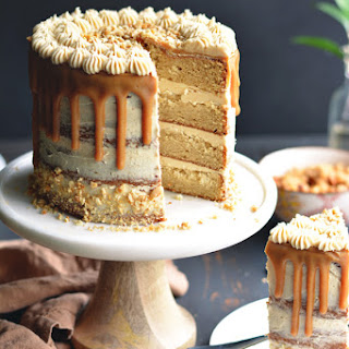 The Ultimate Peanut Butter Cake