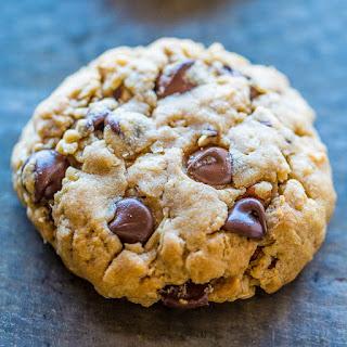 Peanut Butter Cowboy Cookies.